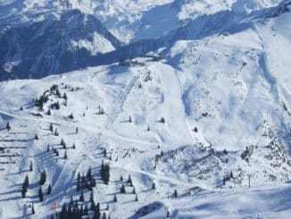 Skigebiet Salzburger Land