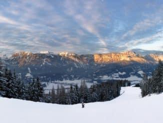 Skigebiet Steiermark