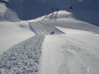 Skigebiet Tirol