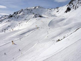 Skigebiet Vorarlberg