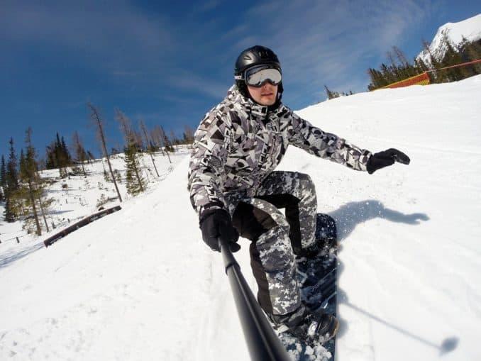 Grundlegendes zum Snowboarden