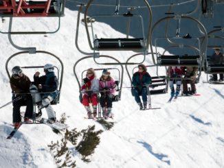 Wintersportmöglichkeiten in den Alpen