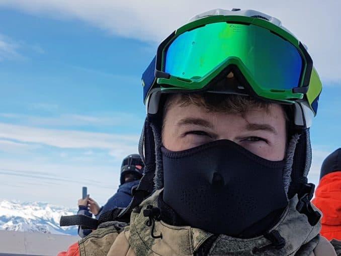 Die richtige Ski-Brille